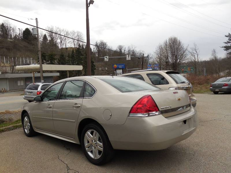 2010 Chevrolet Impala LT 4dr Sedan - Penn Hills PA