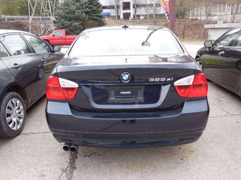 2006 BMW 3 Series AWD 325xi 4dr Sedan - Penn Hills PA