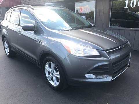 2014 Ford Escape for sale at Mulder Auto Sales in Portage MI