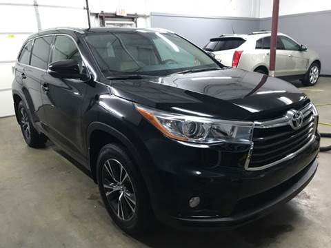 2016 Toyota Highlander for sale at Mulder Auto Sales in Portage MI
