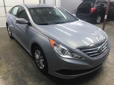 2014 Hyundai Sonata for sale at Mulder Auto Sales in Portage MI