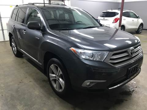 2013 Toyota Highlander for sale at Mulder Auto Sales in Portage MI