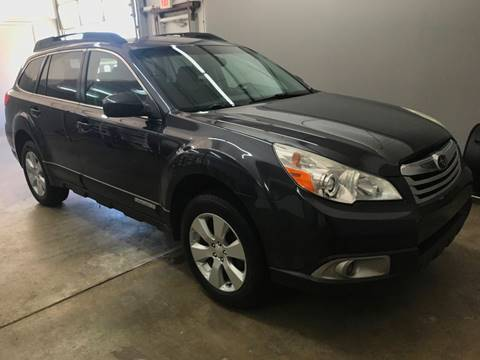 2011 Subaru Outback for sale at Mulder Auto Sales in Portage MI