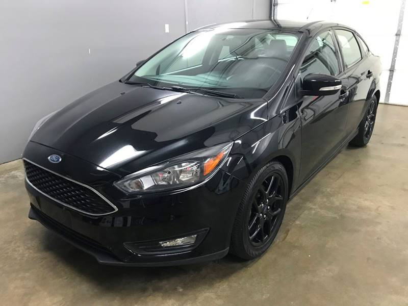 2016 Ford Focus for sale at Mulder Auto Sales in Portage MI
