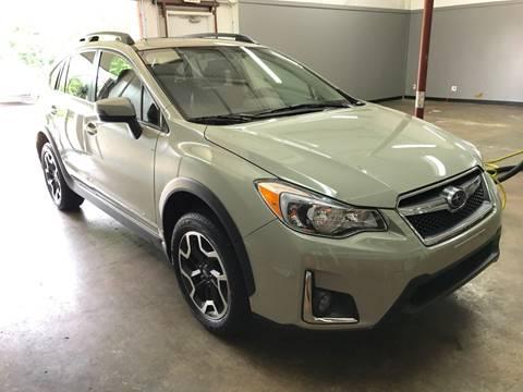 2016 Subaru Crosstrek for sale at Mulder Auto Sales in Portage MI