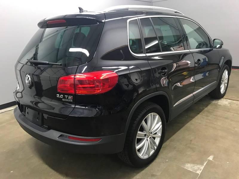 2015 Volkswagen Tiguan for sale at Mulder Auto Sales in Portage MI