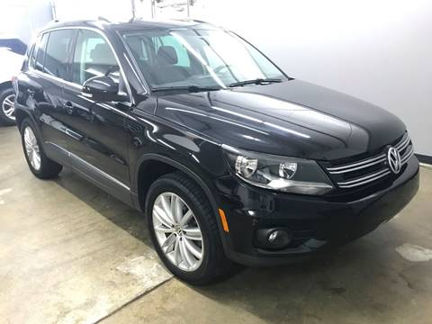 2015 Volkswagen Tiguan for sale at Mulder Auto Sales in Portage MI