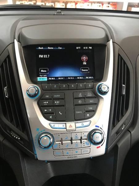 2015 Chevrolet Equinox for sale at Mulder Auto Sales in Portage MI