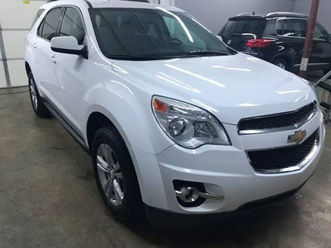 2015 Chevrolet Equinox for sale at Mulder Auto Sales in Portage MI