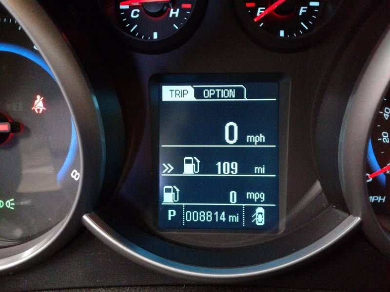 2015 Chevrolet Cruze for sale at Mulder Auto Sales in Portage MI