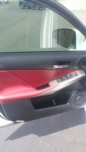 2014 Lexus IS 350 for sale at Mulder Auto Sales in Portage MI