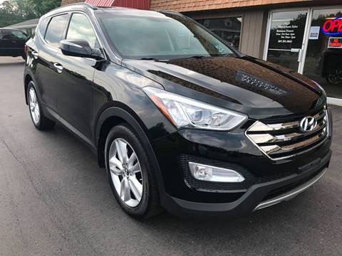 2014 Hyundai Santa Fe Sport for sale at Mulder Auto Sales in Portage MI