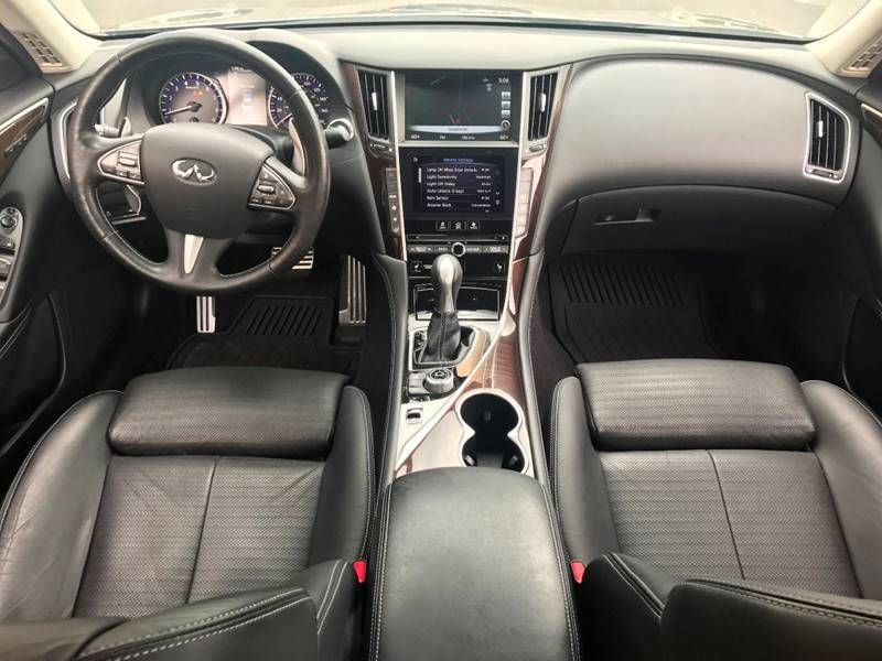 2014 Infiniti Q50 for sale at Mulder Auto Sales in Portage MI