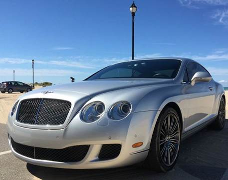 2010 Bentley Continental GT Speed for sale at Mulder Auto Sales in Portage MI