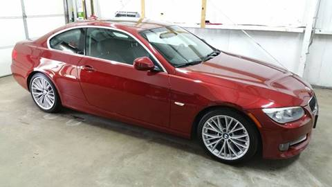 2011 BMW 3 Series for sale at Mulder Auto Sales in Portage MI