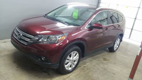2014 Honda CR-V for sale at Mulder Auto Sales in Portage MI
