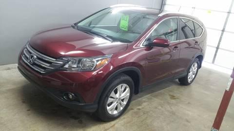2014 Honda CR-V for sale at Mulder Auto Sales in Portage MI