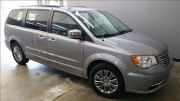 2013 Chrysler Town and Country for sale at Mulder Auto Sales in Portage MI
