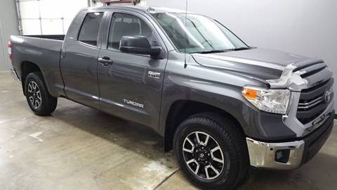 2015 Toyota Tundra for sale at Mulder Auto Sales in Portage MI