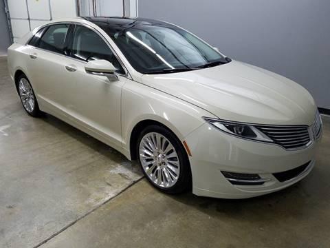 2014 Lincoln MKZ for sale at Mulder Auto Sales in Portage MI