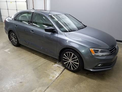 2016 Volkswagen Jetta for sale at Mulder Auto Sales in Portage MI