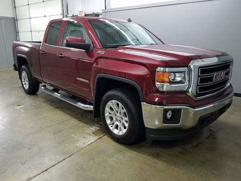 2014 GMC Sierra 1500 for sale at Mulder Auto Sales in Portage MI