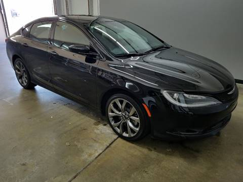 2015 Chrysler 200 for sale at Mulder Auto Sales in Portage MI
