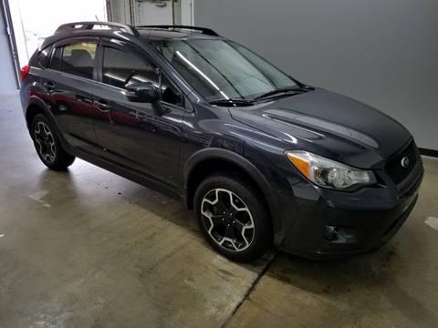 2015 Subaru XV Crosstrek for sale at Mulder Auto Sales in Portage MI