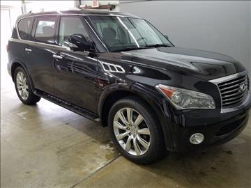 2014 Infiniti QX80 for sale at Mulder Auto Sales in Portage MI