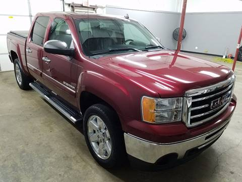 2013 GMC Sierra 1500 for sale at Mulder Auto Sales in Portage MI