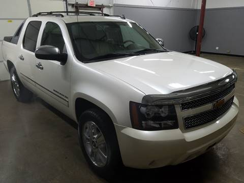 2010 Chevrolet Avalanche for sale at Mulder Auto Sales in Portage MI