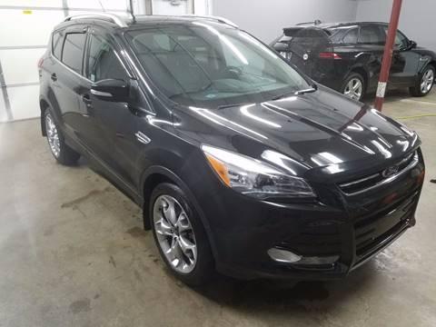 2015 Ford Escape for sale at Mulder Auto Sales in Portage MI