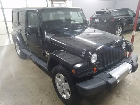 2011 Jeep Wrangler Unlimited for sale at Mulder Auto Sales in Portage MI