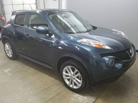 2014 Nissan JUKE for sale at Mulder Auto Sales in Portage MI