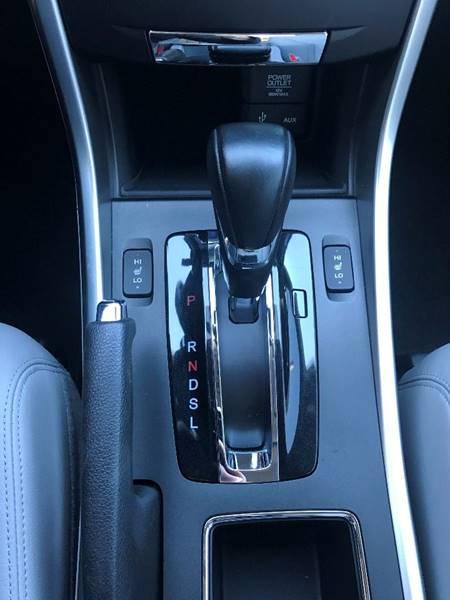 2015 Honda Accord for sale at Mulder Auto Sales in Portage MI