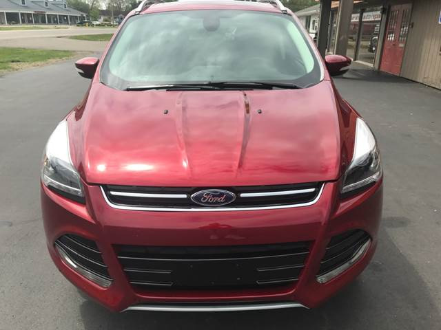 2014 Ford Escape for sale at Mulder Auto Sales in Portage MI