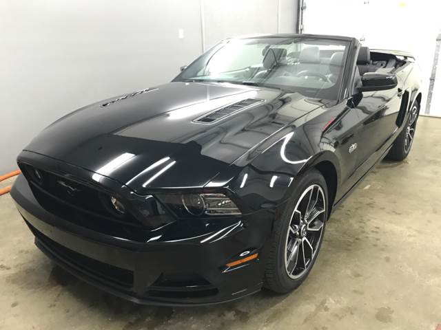 2014 Ford Mustang for sale at Mulder Auto Sales in Portage MI