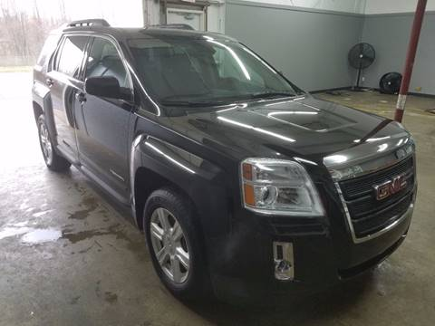 2014 GMC Terrain for sale at Mulder Auto Sales in Portage MI