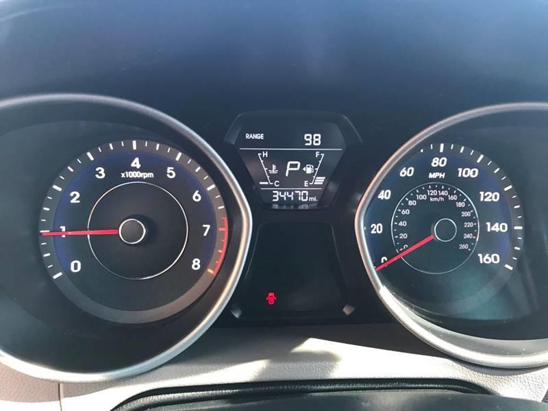 2016 Hyundai Elantra for sale at Mulder Auto Sales in Portage MI