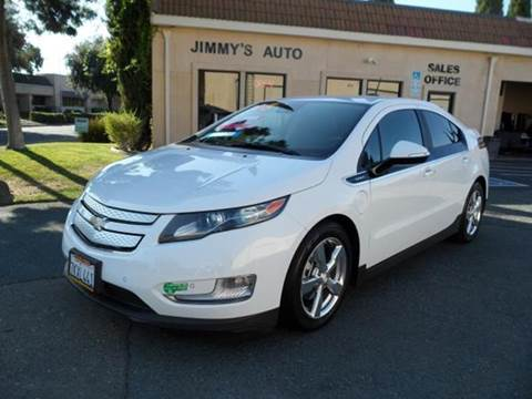 2015 Chevrolet Volt for sale in Brentwood, CA