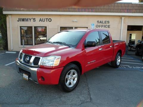 2006 Nissan Titan for sale in Brentwood, CA