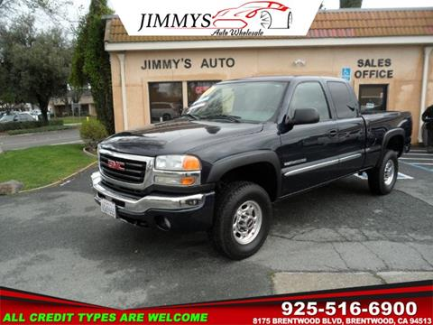 2007 GMC Sierra 2500HD Classic for sale in Brentwood, CA