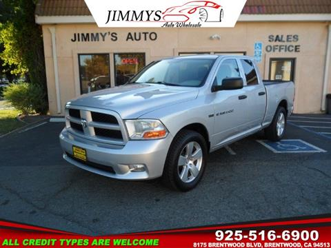 2012 RAM Ram Pickup 1500 for sale in Brentwood, CA