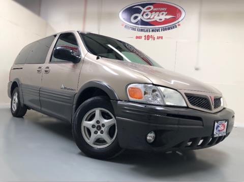 2004 Pontiac Montana for sale in Austin, TX
