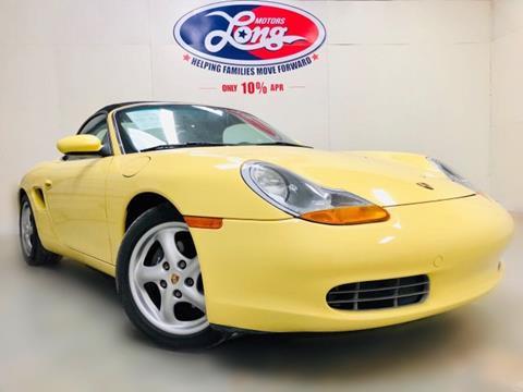1997 Porsche Boxster for sale in Austin, TX