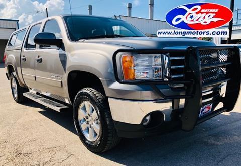 2012 GMC Sierra 1500 for sale in Austin, TX
