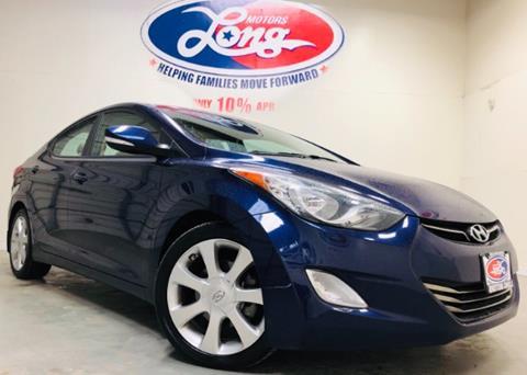2013 Hyundai Elantra for sale in Austin, TX