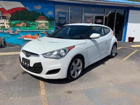 2015 Hyundai Veloster for sale in Austin, TX