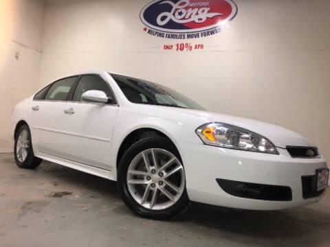 2012 Chevrolet Impala for sale in Austin, TX