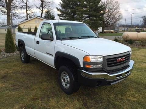 2004 GMC Sierra 2500HD for sale in Elkhart, IN